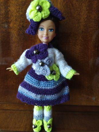 Куколка с нарядом