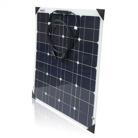 Panel słoneczny elastyczny SOLAR 50W kamper przyczepa kempingowa FLEX