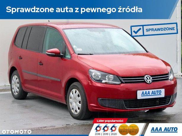 Volkswagen Touran 1.6 TDI, 7 miejsc, Klima, Tempomat
