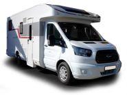 Wynajem kampera Ci Horon 63XT - auto na kamping - NOWE !