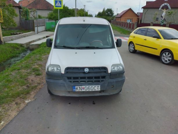 Продам Fiat Doblo 1100$
