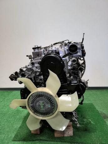 Motor Mitsubishi L 200 2.5 DID / 2010 / Common Rail