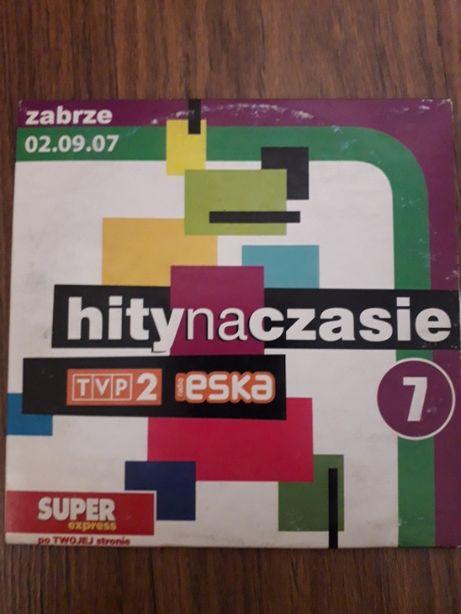 Hity na czasie 7. Radio Eska.