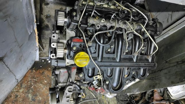 Двигатель Рено мастер Опель мовано master movano 2.5 dci g9u