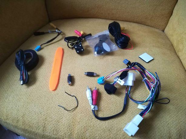 Kamera cofania, radio samochodowe
