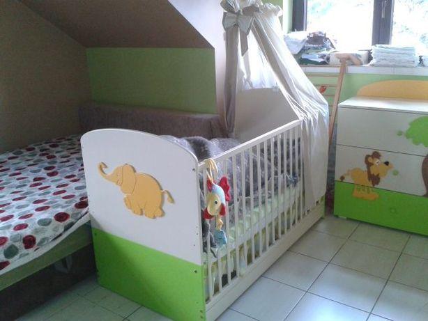 łóżeczko dziecięce firmy Bagii