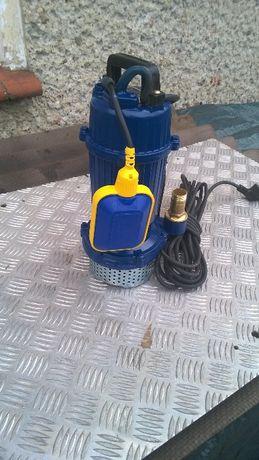 Pompa sito do wody brudnej/czystej 2450W + PŁYWAK MATRIX