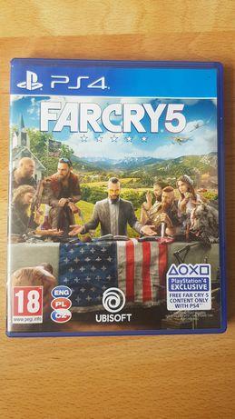 FarCry 5 PS4 sprzedam-zamienie