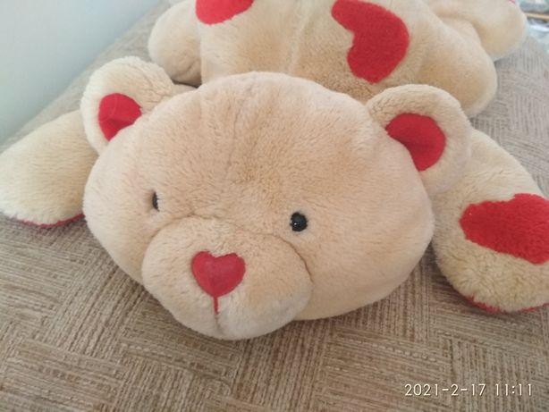 Мягкая игрушка подушка медведь,  мишка