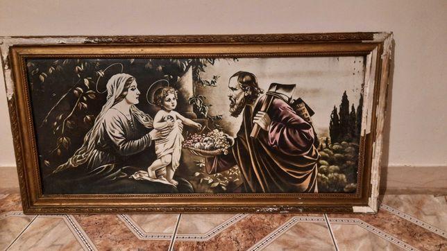 Stary obraz religijny