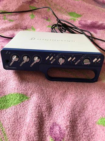 DigiDesign MBOX 2 (аудио карта , аудио интерфейс , звуковая карта)