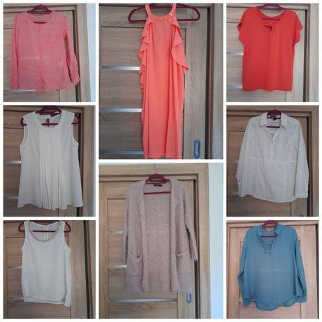 Paka ubrań damskich rozmiar L