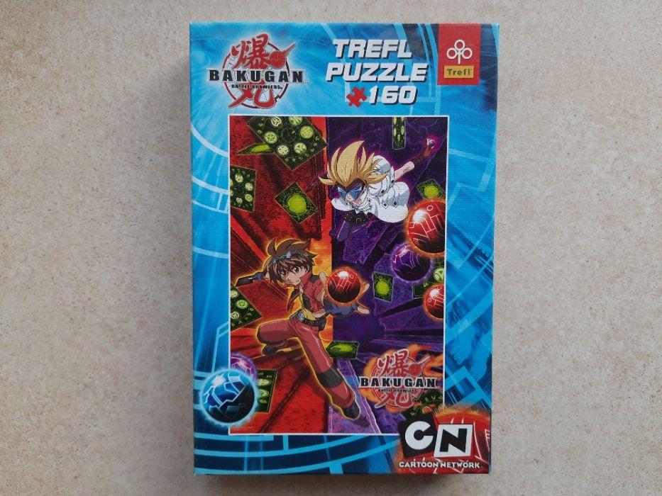 Puzzle Bakugan Trefl 160 el.