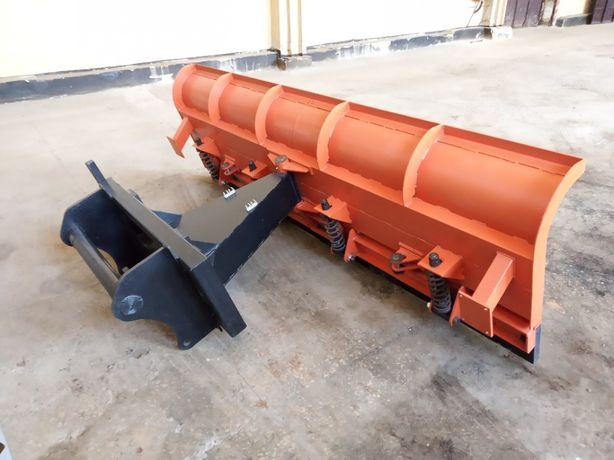 Відвали на телескопічні фронтальні навантажувачі ВТ-2,0