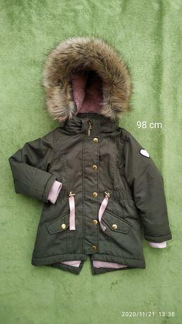 Куртка парка , 98 cm