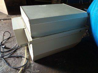 барабанный фильтр для узв
