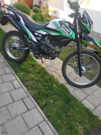 Мотоцикл Шинарей