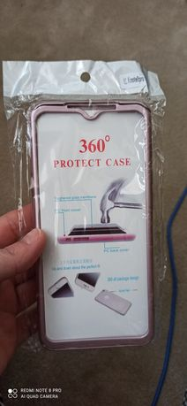 Obudowa 360 do Xiaomi Redmi Note 8 Pro