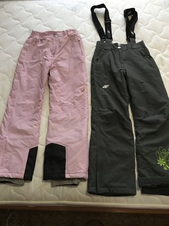 Штаны лыжные для девочки