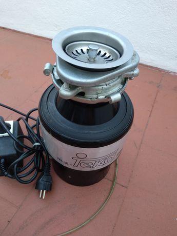 Trituradora de resíduos de alimentos Teka tr 50.1