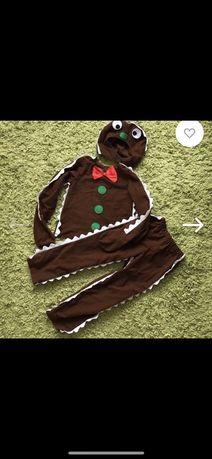 Новогодний Костюм имбирное печенье, смаколик, вкусняшка, сладость