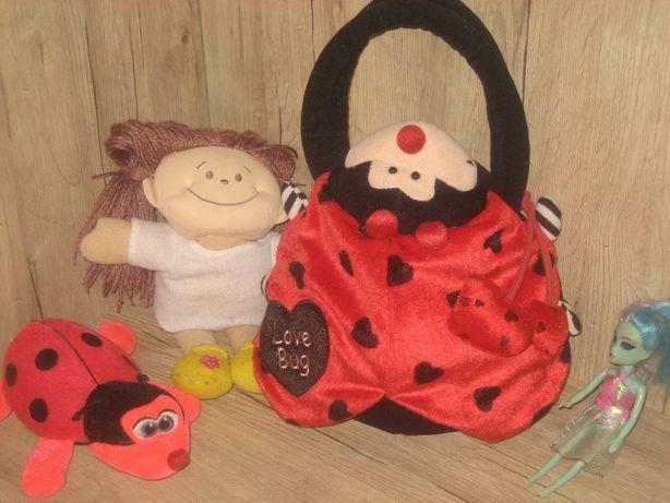 Сумочка для девочки, игрушки в подарок