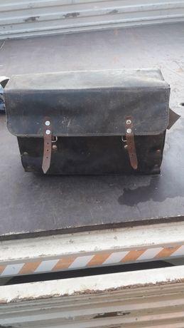 Stara torba skórzana