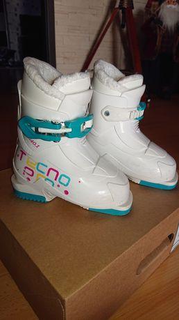 Buty narciarskie dziecięce 17.5