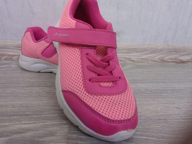 Кроссовки demix для девочки