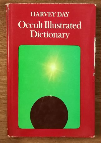 occult illustrated dictionary, harvey day