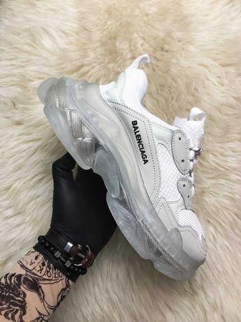 Balenciaga Triple S buty męskie premium jakość inne kolory