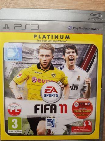Gra PS3: FIFA 11.