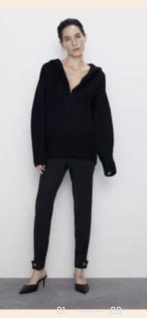 Zara,брюки-легинсы ,М