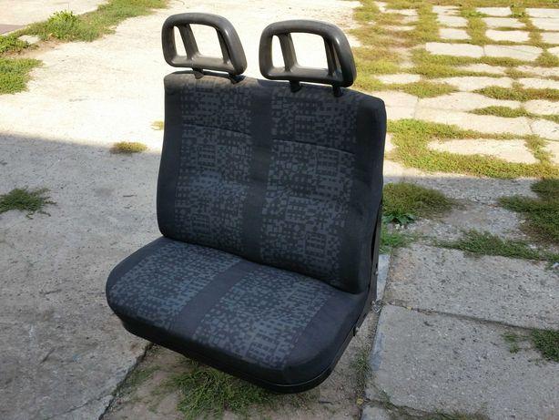 fotel prawy podwójny ducato gazela transit jumper