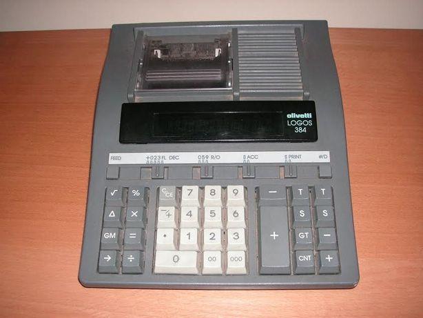 Máquina de Calcular Olivetti