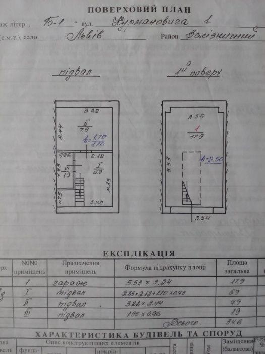 Продам гараж на вул. Курмановича,1 у м. Львові