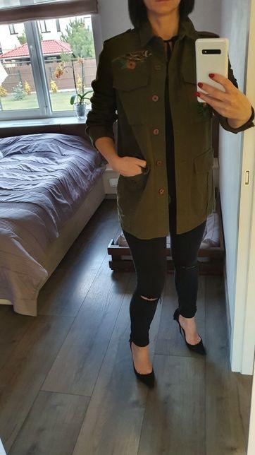 Куртка тренч Zara размер s/m