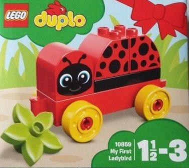 Klocki LEGO Duplo 10859 moja pierwsza biedronka sklep 24h Łódź FVAT23%