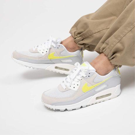 Оригинальные кроссовки Wmns Nike Air Max 90 (CW2650-100) jordan, yeezy