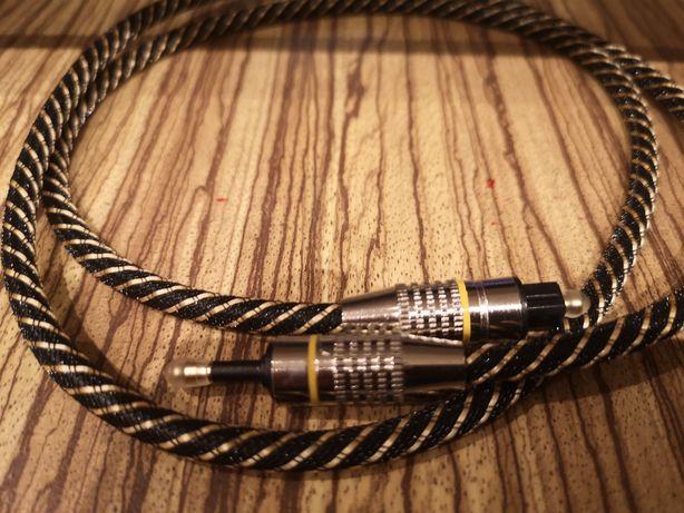 Kabel optyczny Toslink - Toslink mini