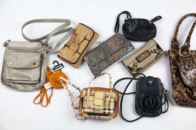 Dodatki damskie, męskie, dzieciece pakiety / torebki, portfele