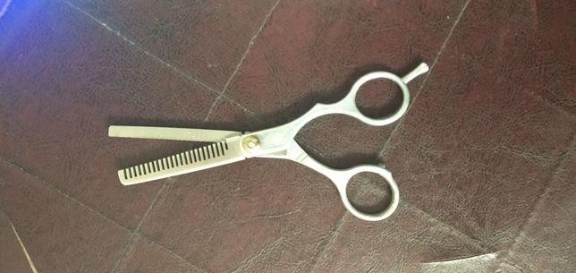 Продам новые ножницы для фелировки,перешлю.