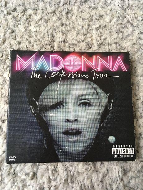 Madonna Confessions on a Dance Floor Koncert DVD i CD