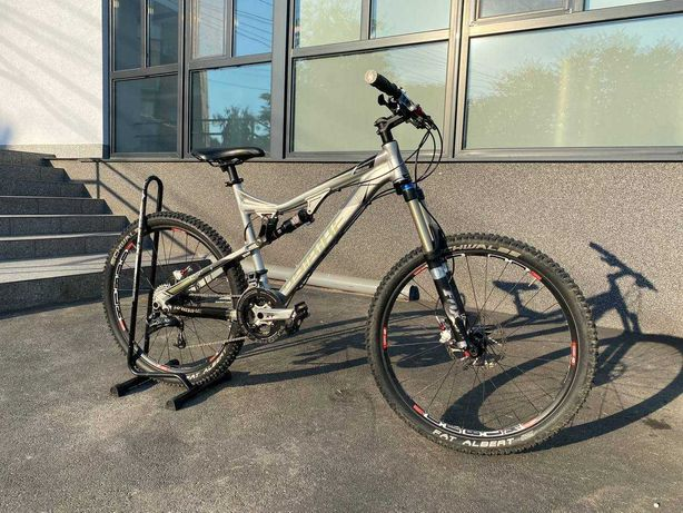 Велосипед двухподвес Haibike