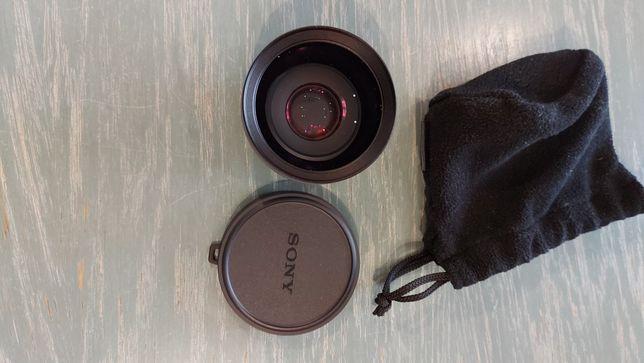 Sony obiektyw, konwerter szerokokątny VCL-HG0737C