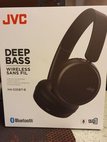 Sluchawki JVC bezprzewodowe