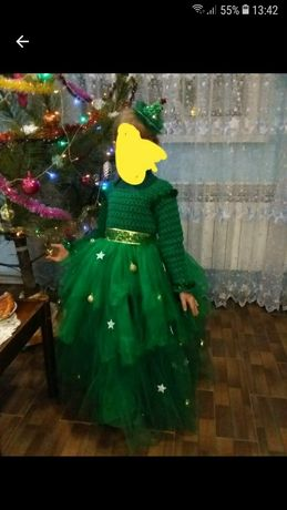 Костюм Новогодняя елка