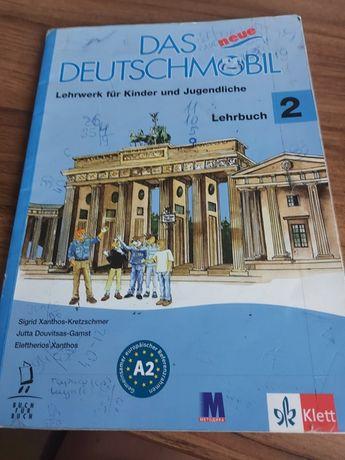 Das Deutschmobil. Lehrbuch.A2