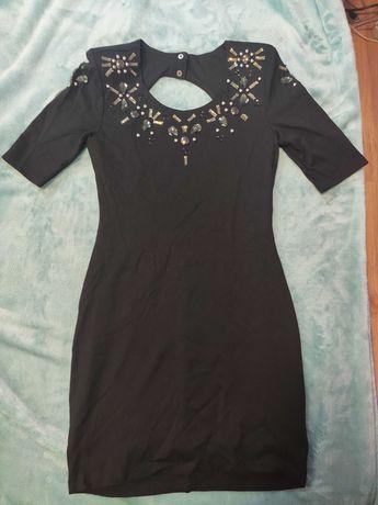 Mała czarna - sukienka H&M