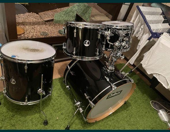 Perkusja, zestaw perkusyjny, sonor